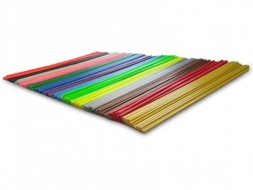 Цветной пластик для ручки 3Doodler