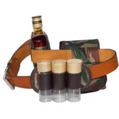 Подарочный набор Охотничий патронташ