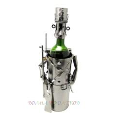 Подставка под бутылку Защитник Отечества
