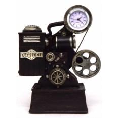 Часы с копилкой Кинопроектор