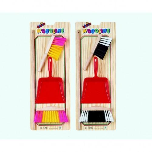 Игрушка-набор для уборки (3 предмета)