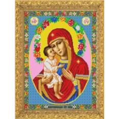 Набор для вышивания Пресвятая Богородица Жировицкая