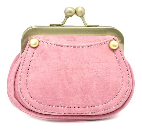 Розовый кошелёк Janie