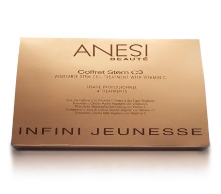 Набор для процедуры «Растительные стволовые клетки» Anesi