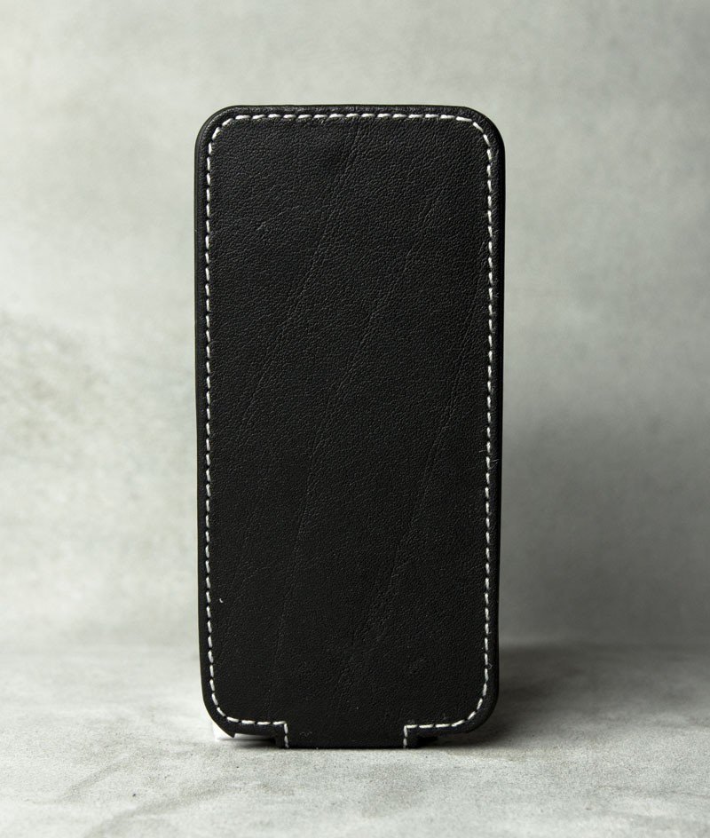 Чехол на IPhone Теленок Polo, черный