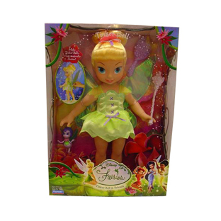 Кукла «Фея Колокольчик»