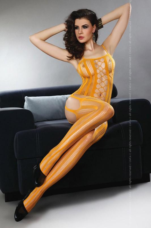 Боди-комбинезон Almas Orange