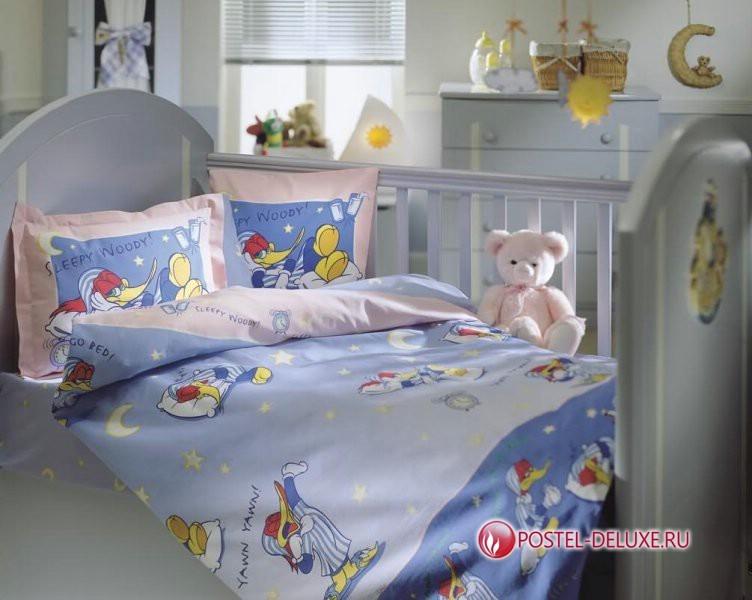 Детское постельное белье TAC Junior Woody