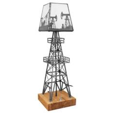 Лампа Нефтяная вышка