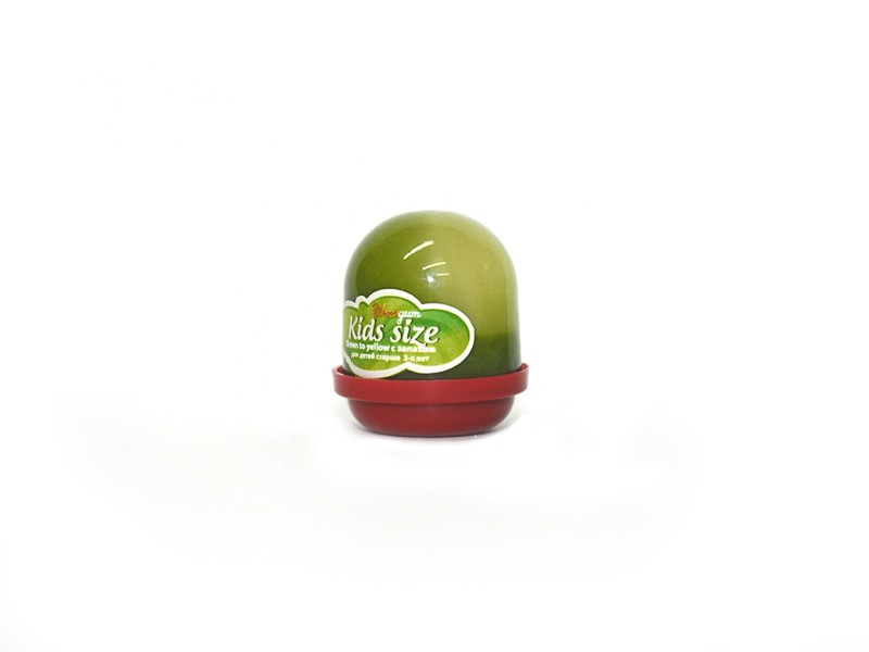 Жвачка для рук Green to yellow Kids, с запахом