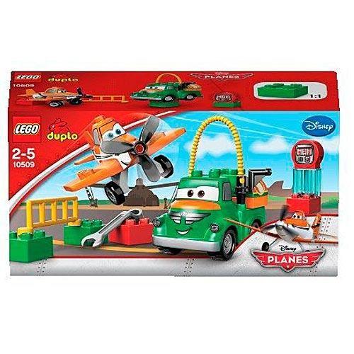 Конструктор LEGO Duplo Самолеты. Дасти и Чух
