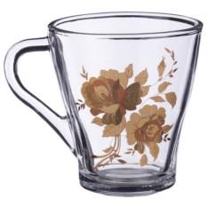 Кружка Золотая роза , объем 280 мл