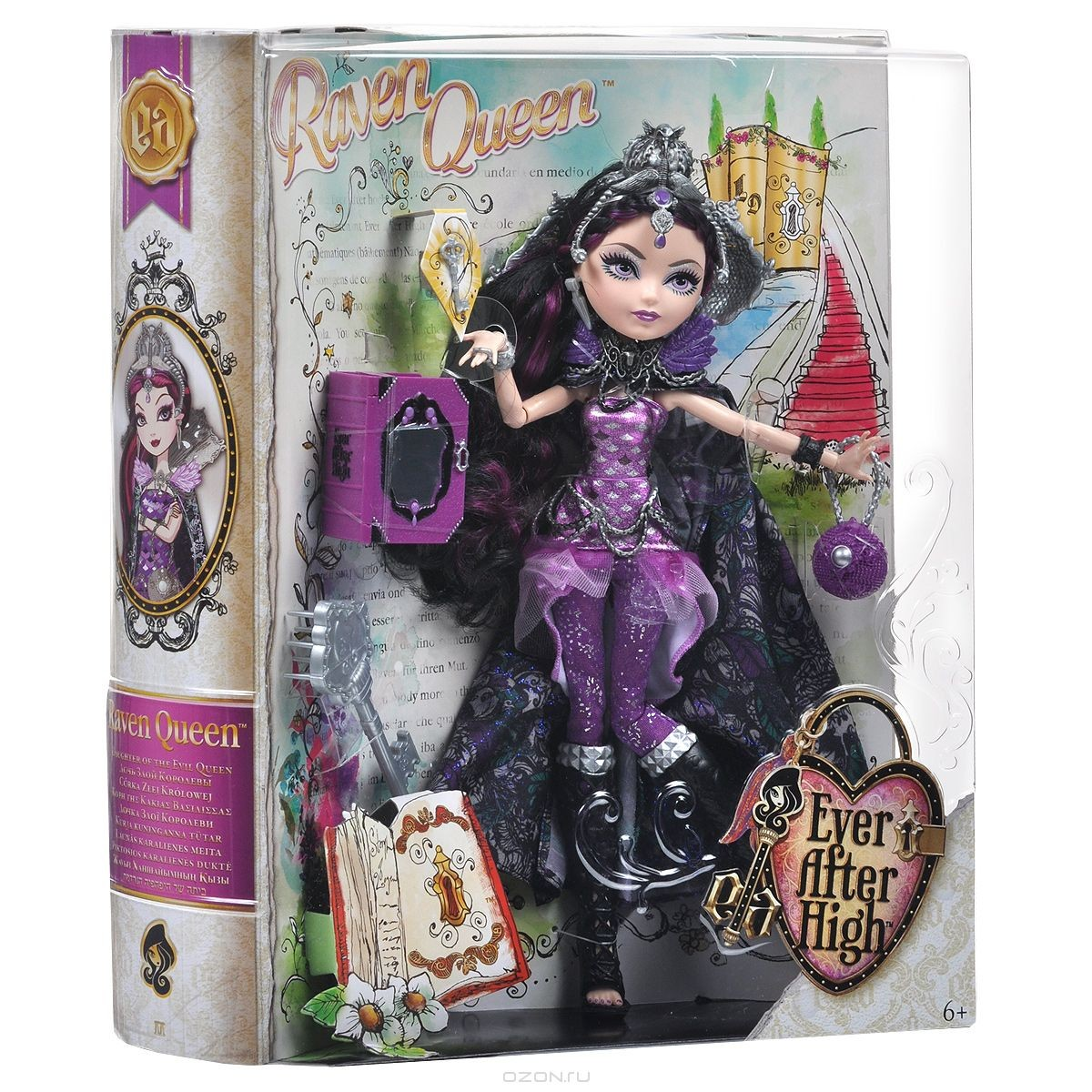 Кукла Рэйвен Квин Ever After High