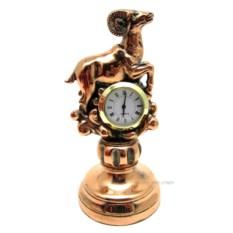 Статуэтка с часами Овен (19 см)