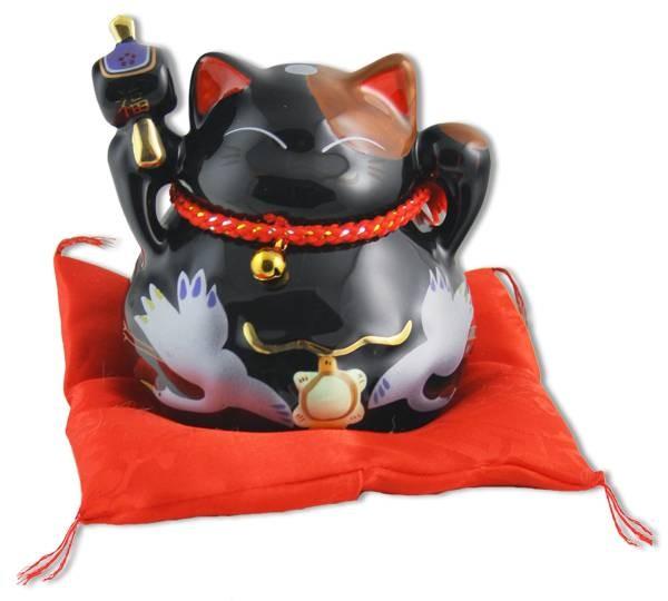Японский кот-копилка Успех, Благосостояние,Защита от зла