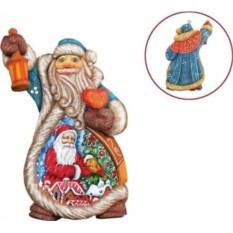 Коллекционное елочное украшение Дед Мороз Mr. Christmas
