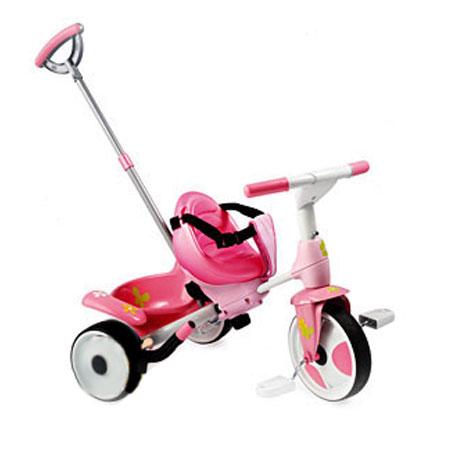 Городской трициклет Smoby