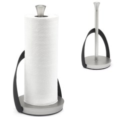 Держатель бумажных полотенец Arch (цвет - никель)