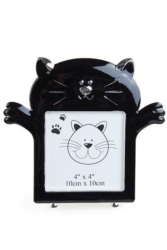 Рамка для фото Счастливый котик