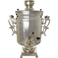 Угольный самовар (жаровый, дровяной) на 40 литров, ХХ век
