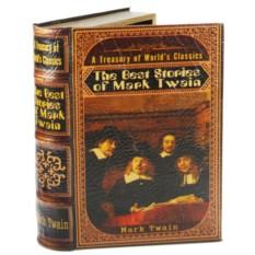Набор из 2 шкатулок-фолиантов Лучшие истории Марка Твена