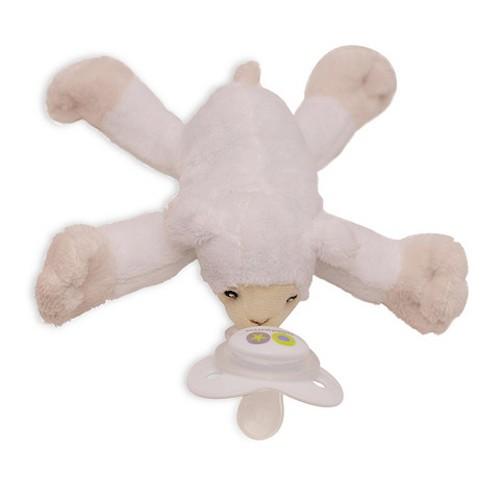 Держатель соски Ласковая овечка NOOKUMS PACI-PLUSHIES