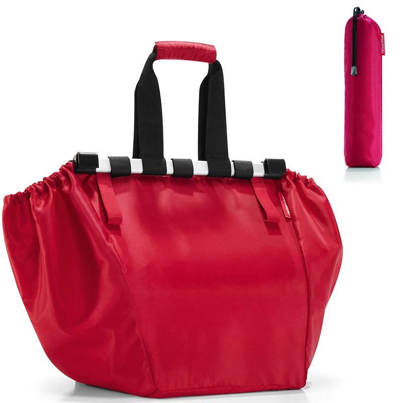 Красная складная сумка Easyshoppingbag