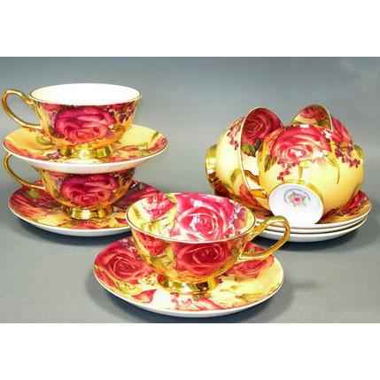 Чайный набор «Розы»