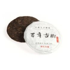 Шу Пуэр Бай Ниень Гушу, блин 150 гр