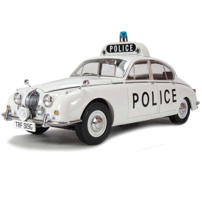 Модель Jaguar 240 Staffordshire Police car 1968'