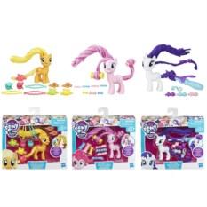 Игровой набор Пони с праздничными прическами