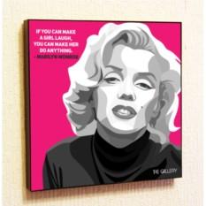 Картина в стиле поп-арт Мерилин Монро