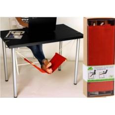 Гамак для ног под рабочий стол BRIGHT ORANGE