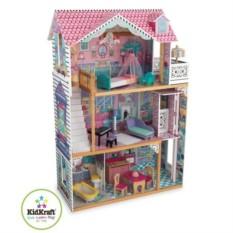 Трехэтажный дом для кукол Барби Аннабель