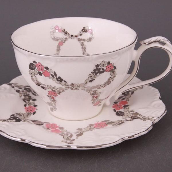 Чайный набор на 6 персон Бант