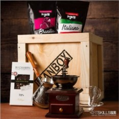 Подарочный набор для мужчин Кофе