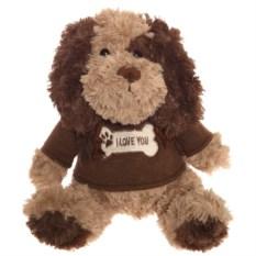 Мягконабивная игрушка Собака в свитере (27 см)