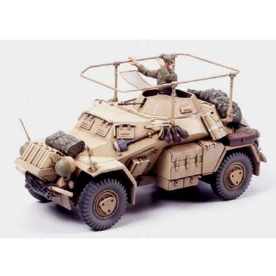 Немецкий разведывательный бронеавтомобиль