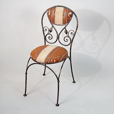 Кованый стул  «Чайное дерево»