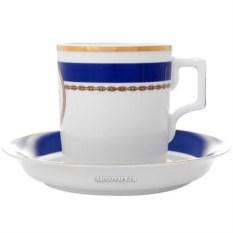 Чашка с блюдцем Кают компания