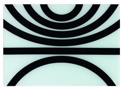 Разделочная доска - сервировочный коврик Ring illusion