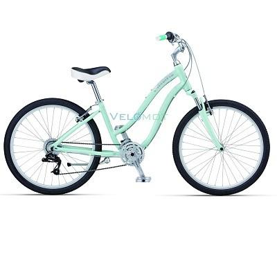 Велосипед Suede DX W