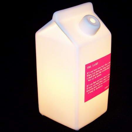 Керамическая лампа Пакет