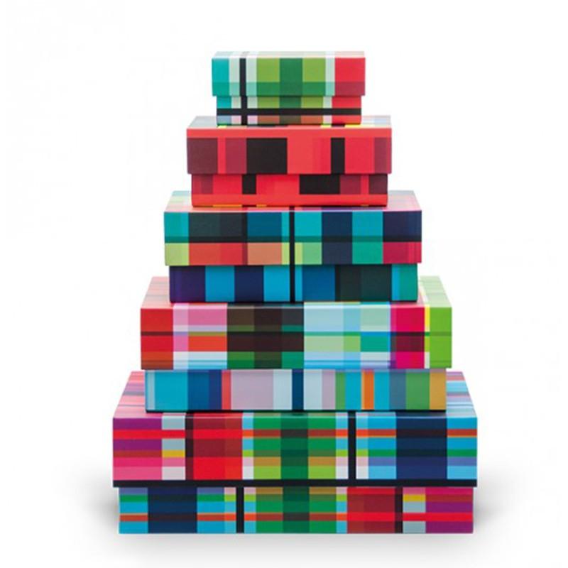 Набор подарочных коробок Zigzag