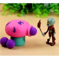Фигурка Растения против Зомби с Дымогрибом