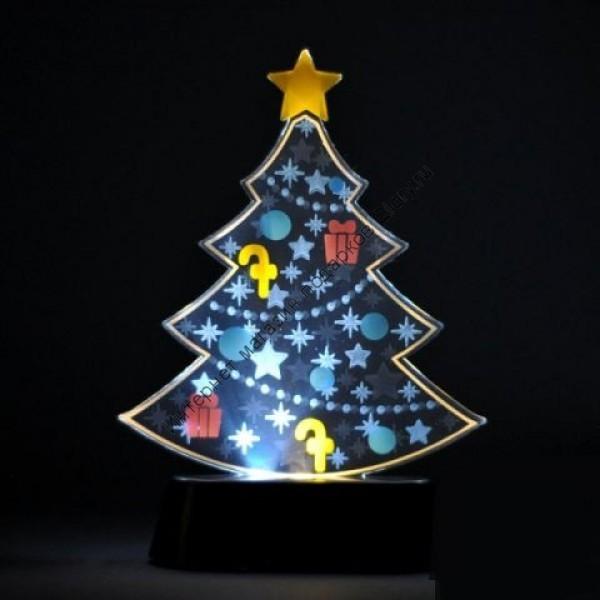 Светильник  Ночная елка