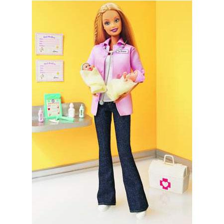 Барби «Доктор»
