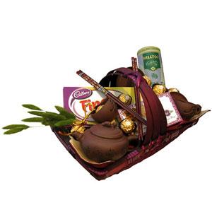Подарочная корзина Чайная церемония