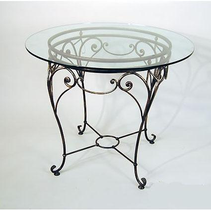 Кованый стол  «Чайное дерево»
