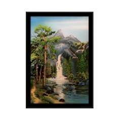 Картина Swarovsky «Водопад чудес»